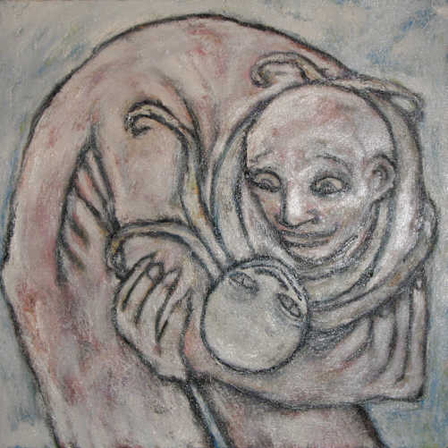 Clive Barker - Father And Child