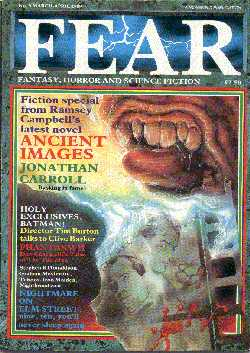 Fear, No 5, March-April 1989