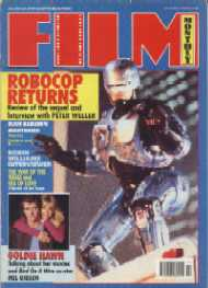 Film Monthly, October 1990