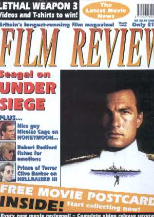 Film Review, March 1993