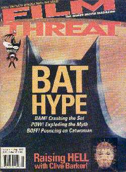 Film Threat, Volume 2, Issue 5, August 1992