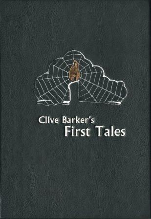 Clive Barker : First Tales - lettered