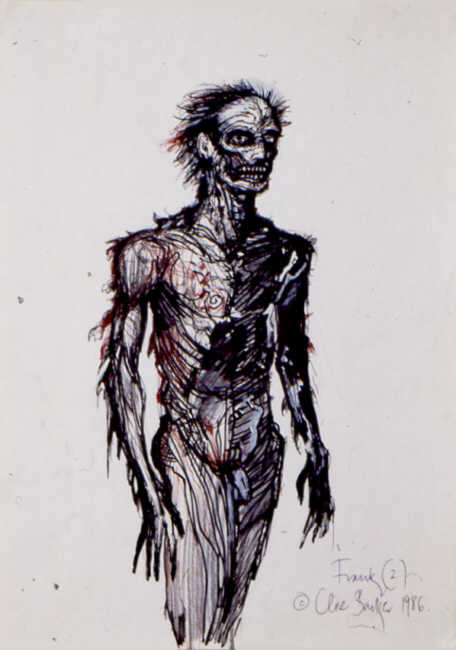 Clive Barker - Frank (Two)