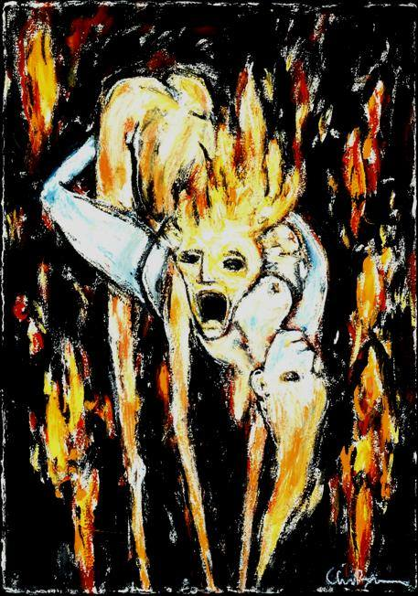 Clive Barker - The Furnace