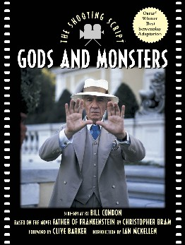 Gods and Monsters - shooting script, 2005