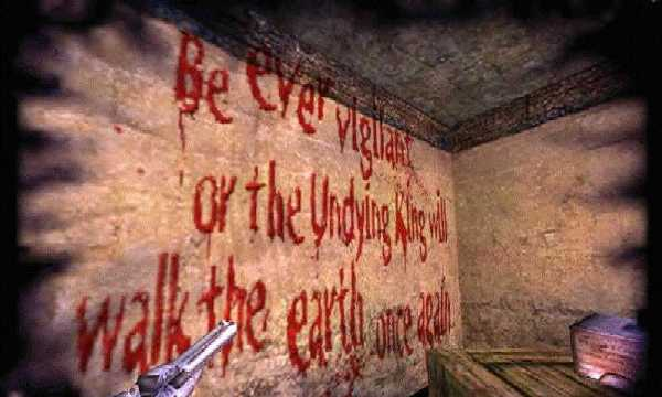 Clive Barker - Undying Graffiti