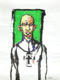 Clive Barker - Green Pillow