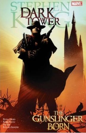 The Gunslinger Born - graphic novel