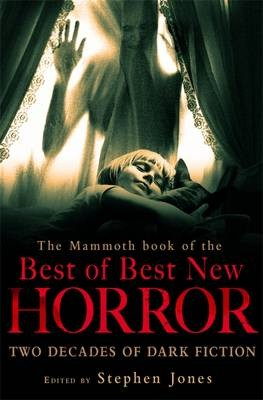The Very Best of Best New Horror - paperback edition, 2010