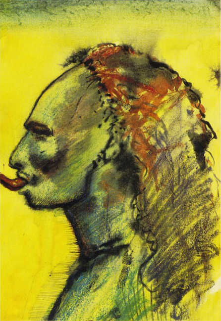 Clive Barker - Head