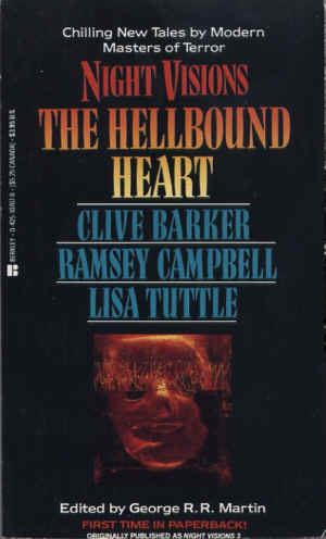 Night Visions: Hellbound Heart - First US paperback edition