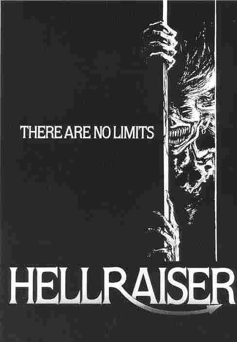 Hellraiser Flyer 1987
