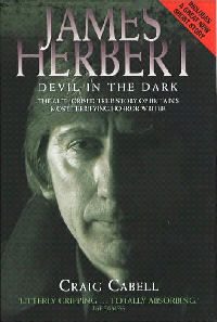 James Herbert: Devil In The Dark by Craig Cabell, 2003