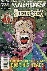 Hokum & Hex, Vol 1 No 3, November 1993