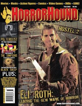 HorrorHound, No 7, Fall 2007