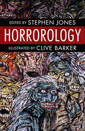 Horrorology: The Lexicon of Fear - ebook, 2015