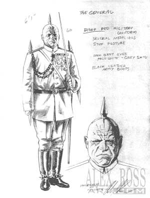 Hellraiser Book 17 Original Concept Art
