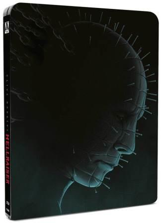 Clive Barker - Hellraiser Arrow Steelbook