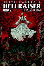 Clive Barker - Hellraiser The Road Below Issue 1 - cover C
