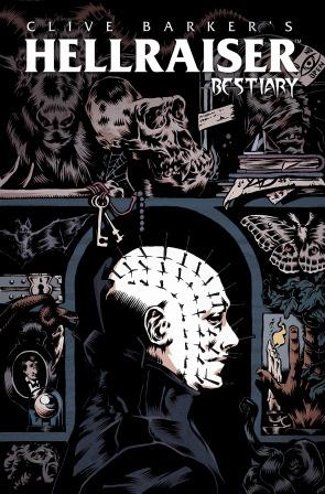 Clive Barker - Hellraiser Bestiary Issue 1 - cover A (Conor Nolan)