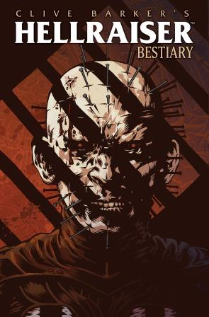 Clive Barker - Hellraiser Bestiary Issue 2 - cover A (Conor Nolan)