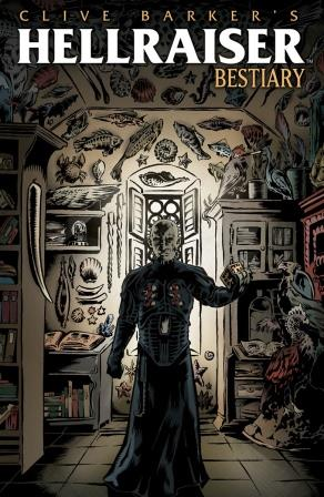 Clive Barker - Hellraiser Bestiary Issue 5 - cover A (Conor Nolan)