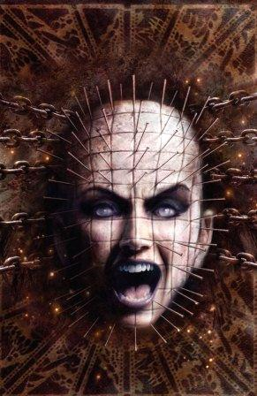 Clive Barker - Hellraiser Issue 10 - Cover C