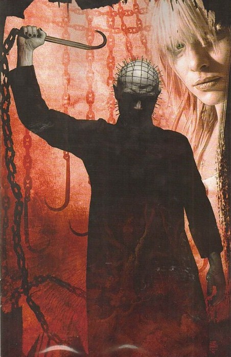 Clive Barker - Hellraiser Issue 6 - cover C