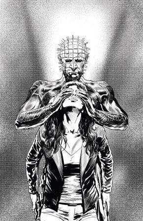 Clive Barker - Hellraiser Issue 9 - Cover C
