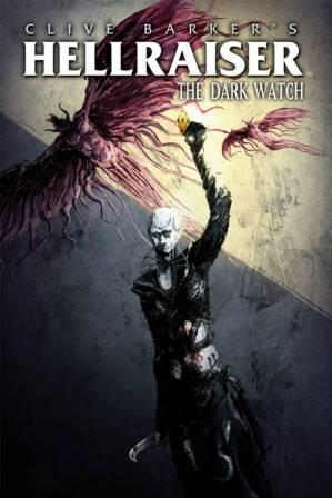 Clive Barker - Hellraiser The Dark Watch Issue 10 - cover A