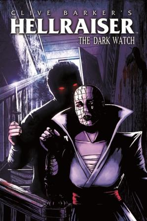 Clive Barker - Hellraiser The Dark Watch Issue 11 - cover A