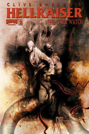 Clive Barker - Hellraiser The Dark Watch Issue 2 - cover A