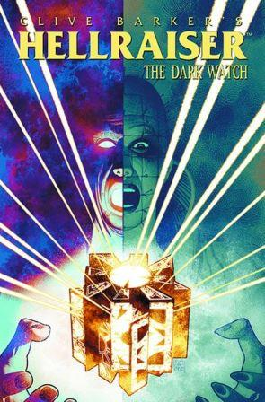 Clive Barker - Hellraiser The Dark Watch TPB2