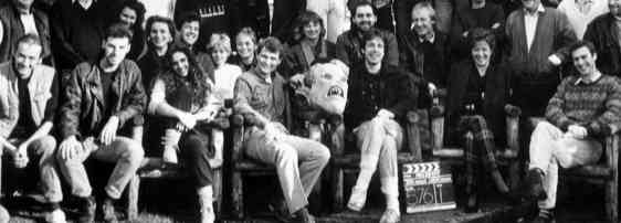 Cast and crew photo - Hellraiser