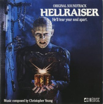 Hellraiser soundtrack by Christopher Young