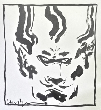 Clive Barker - Illustrator - AP Copy