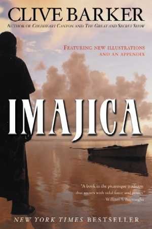 Clive Barker - Imajica - US annotated paperback edition