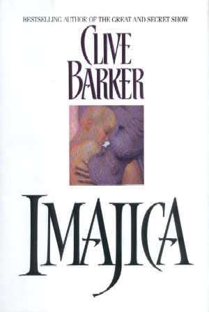 Clive Barker - Imajica - US Book Club edition