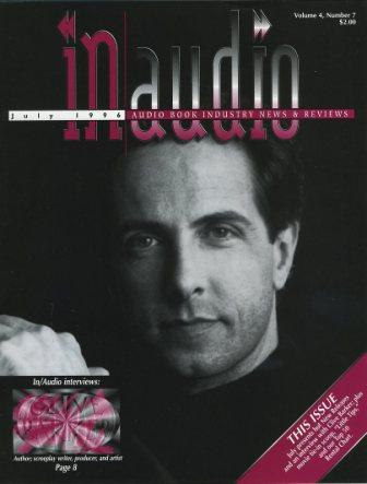 Lost Souls, Issue 4, [July] 1996