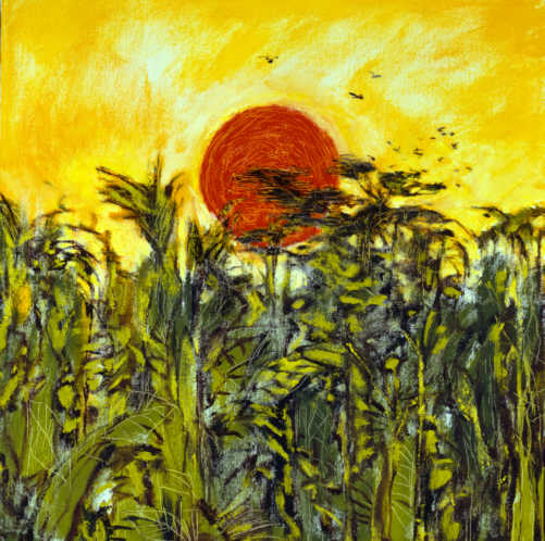 Clive Barker - Jungle Sun