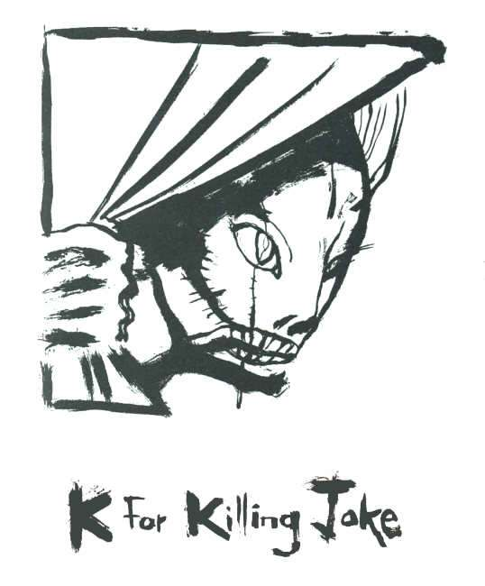 Clive Barker - K For Killing Joke