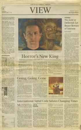 Los Angeles Times, 31 January 1990