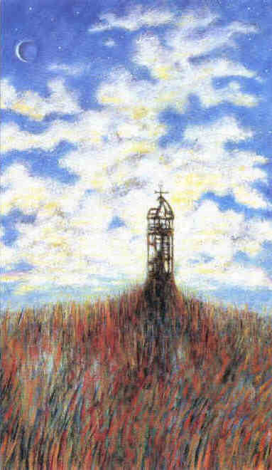 Clive Barker - Lighthouse at Hark's Harbor
