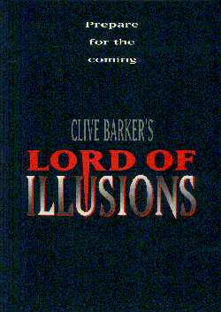 US Lord of Illusions press pack, 1995