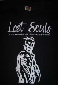 Lost Souls T Shirt - design 2, Friend Of The Ghost Boy