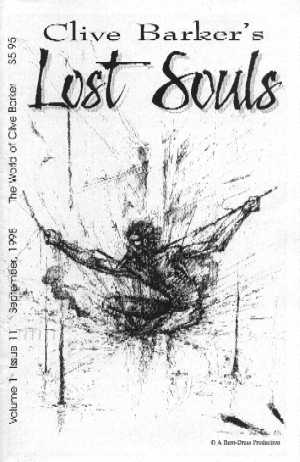 Lost Souls, Issue 11, September 1998