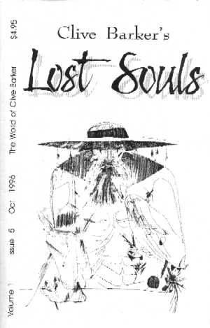 Lost Souls, Issue 5, October 1996