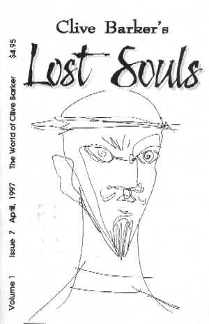 Lost Souls, Issue 7, April 1997