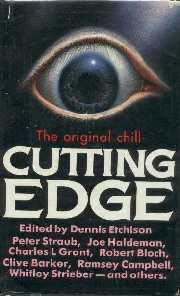 Cutting Edge - UK hardback edition