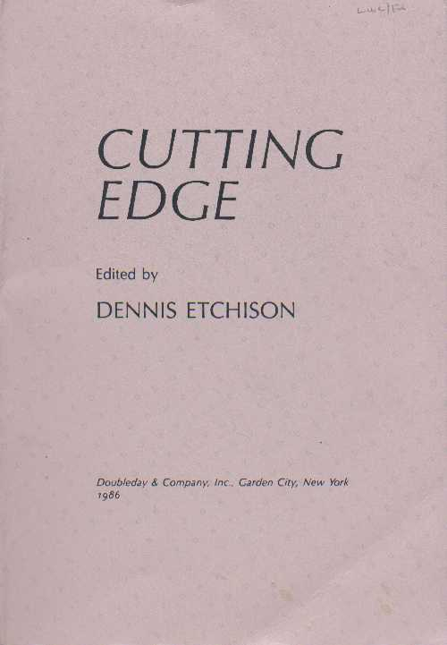Cutting Edge - US proof